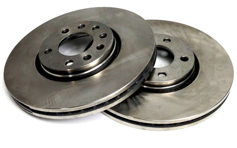 Genuine Saab Rotors (93-171-500) - FRONT 2003-2011 9-3 - Saab Parts Depot