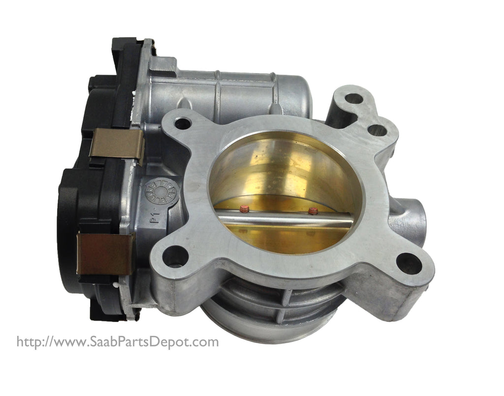 Genuine Saab Throttle Body (93189207) - 2007-11 9-3 2.0L - Saab Parts Depot