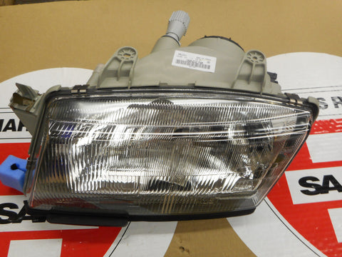 "- P/N 5141635. New  Left Headlamp For 1999-02 ""93"" & 03 ""93"" CV Model. - Saab Parts Depot"