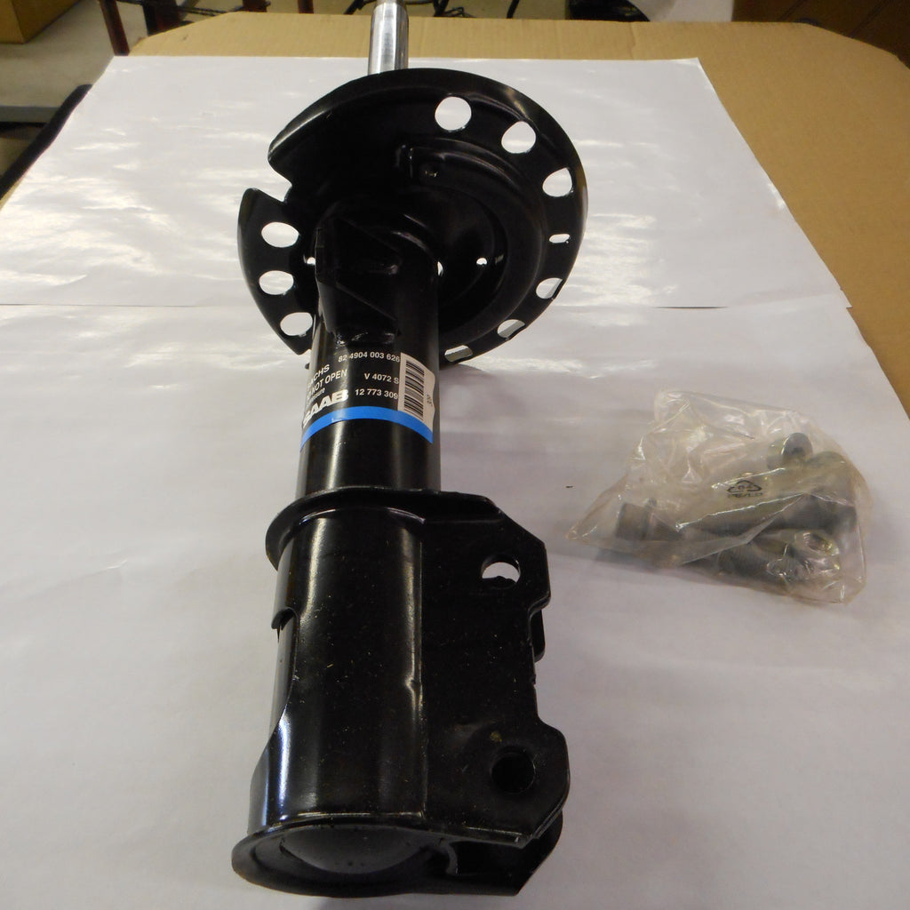 "Genuine Saab Front Strut. P/N 93190092. 2003+ ""93"" Sedan with Sport Suspension Only. - Saab Parts Depot"