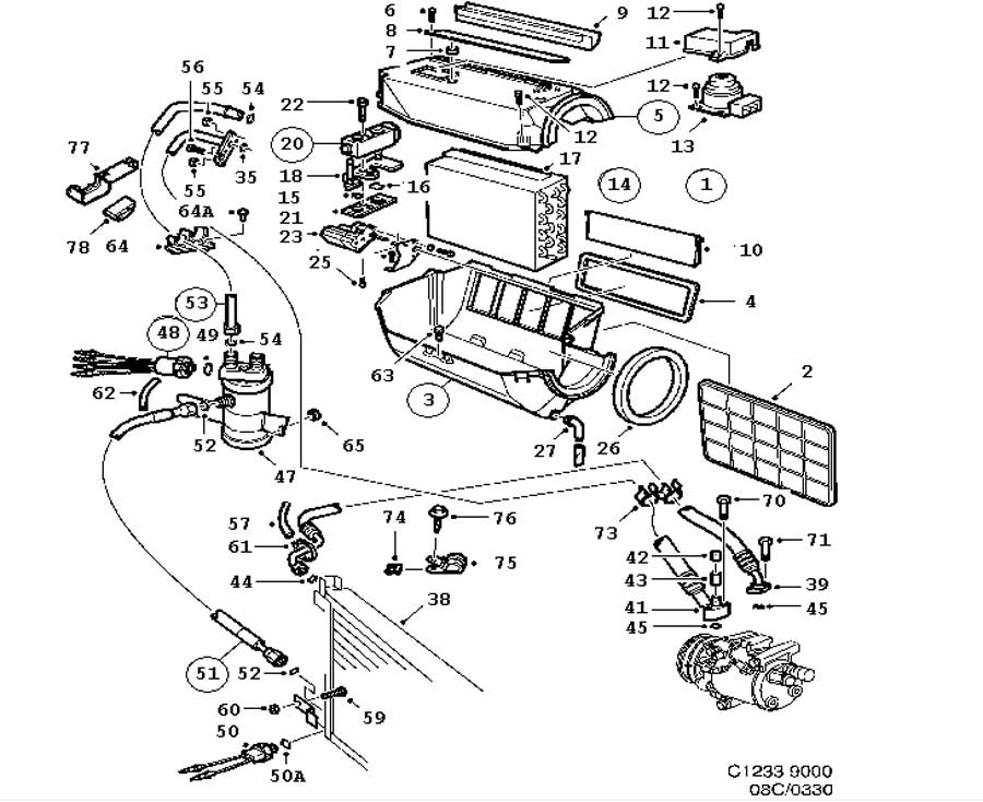 Tumbler Switch Wiring Diagram For A 1994 Buick Lesabre