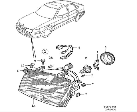 Dodge Caliber Headlight Wiring Diagram also Hid Wiring Diagram together with Saab Headlight Wiring Diagram further Four Headlight Wiring Diagram additionally 4 Wire Trailer Wiring Harness. on hid relay wiring harness diagram