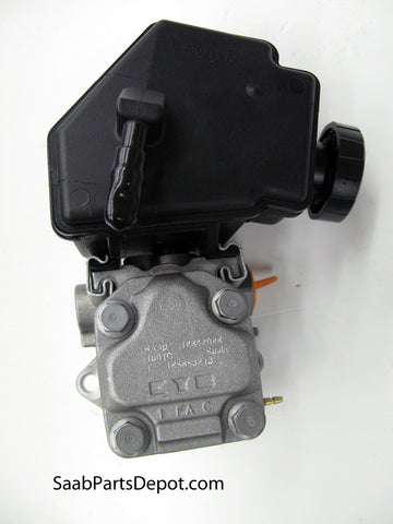 Saab Genuine  Power Steering Pump (12842028) - 9-3 (2.0T - 4-Cyl.) - Saab Parts Depot  - 1