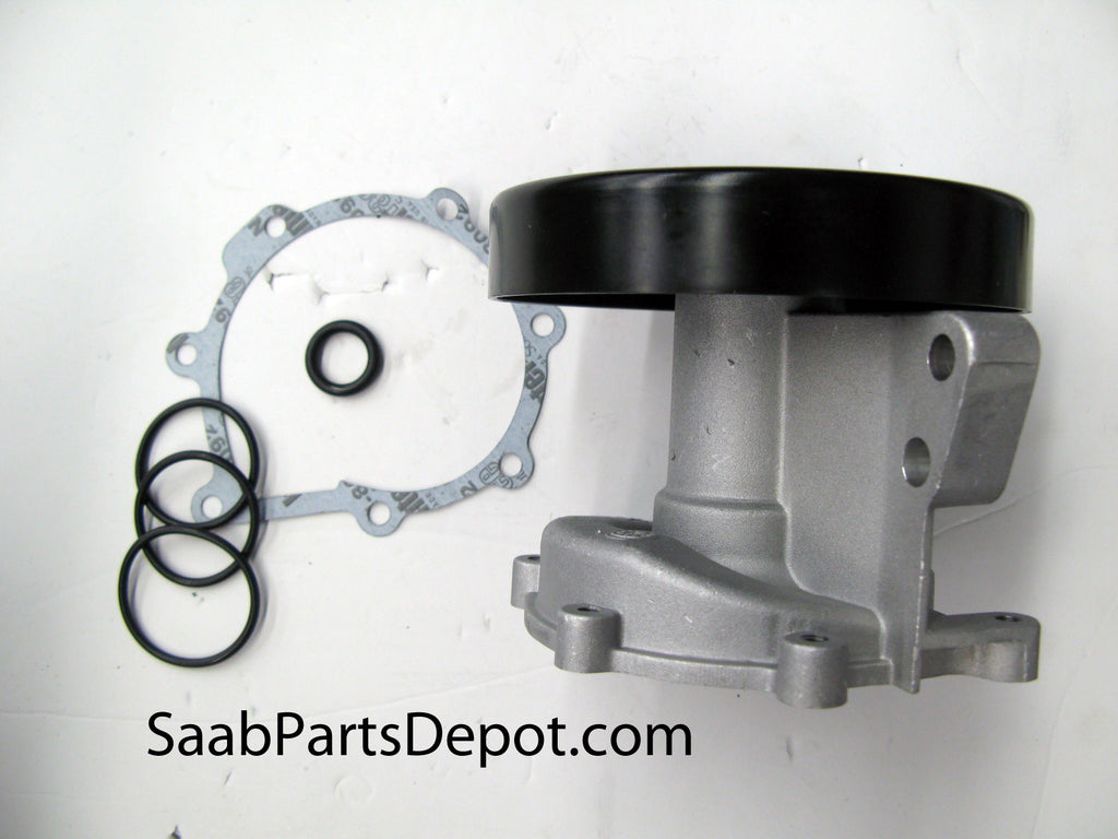 Genuine Saab Water Pump Kit (93166829) - 900, 9-3, 9-5 - Saab Parts Depot  - 1
