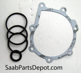 Genuine Saab Water Pump Kit (93166829) - 900, 9-3, 9-5 - Saab Parts Depot  - 4