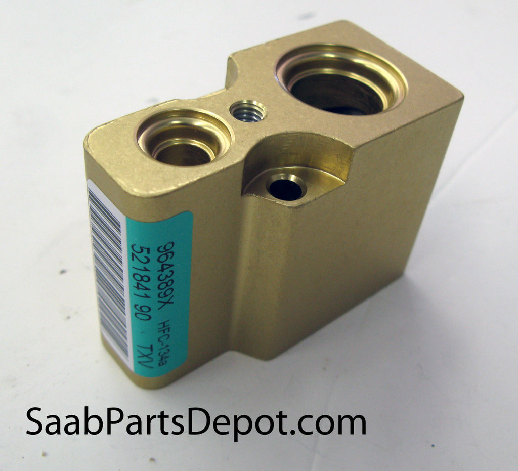 Genuine Saab A/C Expansion Valve (5048590) - 9-5 - Saab Parts Depot  - 1