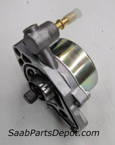 Genuine Saab Brake Booster Vacuum Pump w/ Seal (55561099) - 9-3 4-Cyl. - Saab Parts Depot  - 1