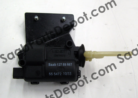 Motor Gas Door Lock  (12831664) - 9-3 CV - Saab Parts Depot  - 1
