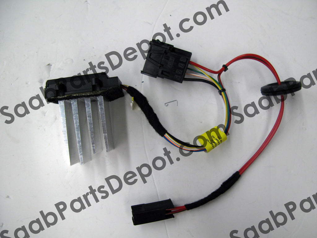 HVAC Fan Speed Controller (5468152) - 9-5 - Saab Parts Depot  - 1