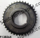 Lower balance shaft sprocket (to crankshaft) (9138264) - Saab Parts Depot  - 1