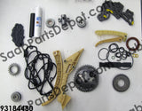 Genuine Saab Timing and Balance Kit (93184480) - 9-3, 9-5, 900 - Saab Parts Depot  - 1