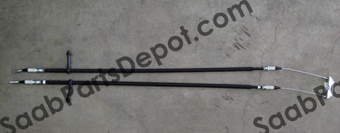 Parking Brake Cable (5059829) - 9-5 - Saab Parts Depot  - 1