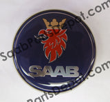Genuine Saab Wheel Center Cap (12775052) - 9-3, 9-5, , 900, 9000 - Saab Parts Depot  - 1