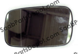 Mirror Glass - Driver Side (4818076) - 9-3, 900 - Saab Parts Depot  - 3