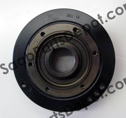 Vibration Damper (crank pulley) (30585298) - Saab Parts Depot  - 1