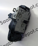 Door Lock - Front Passenger Side (12759692) - 9-3 - Saab Parts Depot  - 5