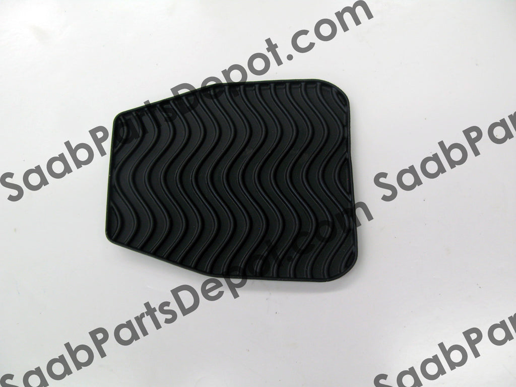 Rubber Cup Holder Mat (12790314) - 9-3 - Saab Parts Depot  - 1