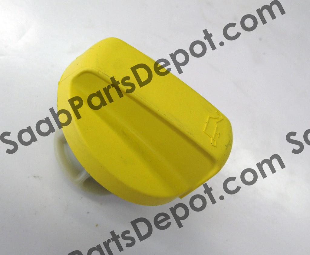 Oil filler cap (12597637) - 9-3, 9-5 - Saab Parts Depot  - 1