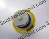 Oil filler cap (12597637) - 9-3, 9-5 - Saab Parts Depot  - 2