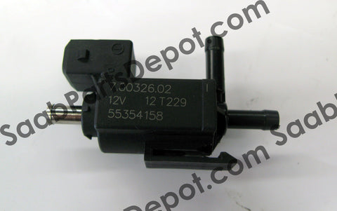Genuine Saab Charge air by-pass  valve (55354158) - 9-3 (4-cyl) - Saab Parts Depot
