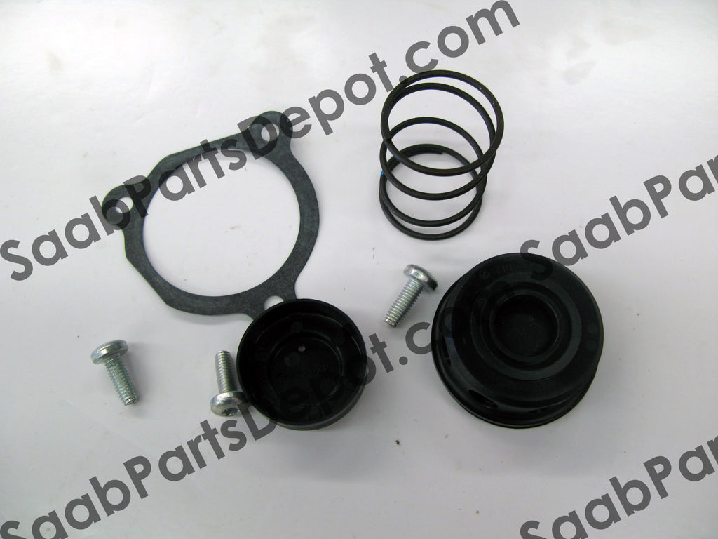 **FREE GROUND SHIPPING** Genuine Saab Turbocharger Air Bypass Valve  (55558271) - 9-3