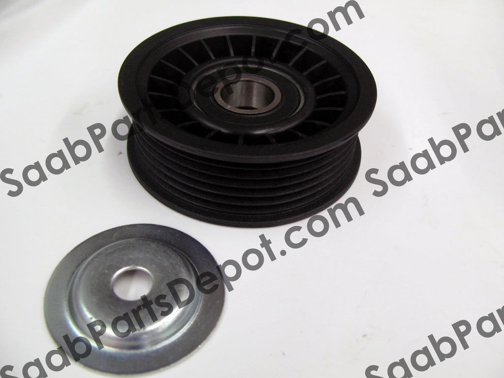 Tensioner Pulley (5172275) - 9-5 (SE V6) - Saab Parts Depot