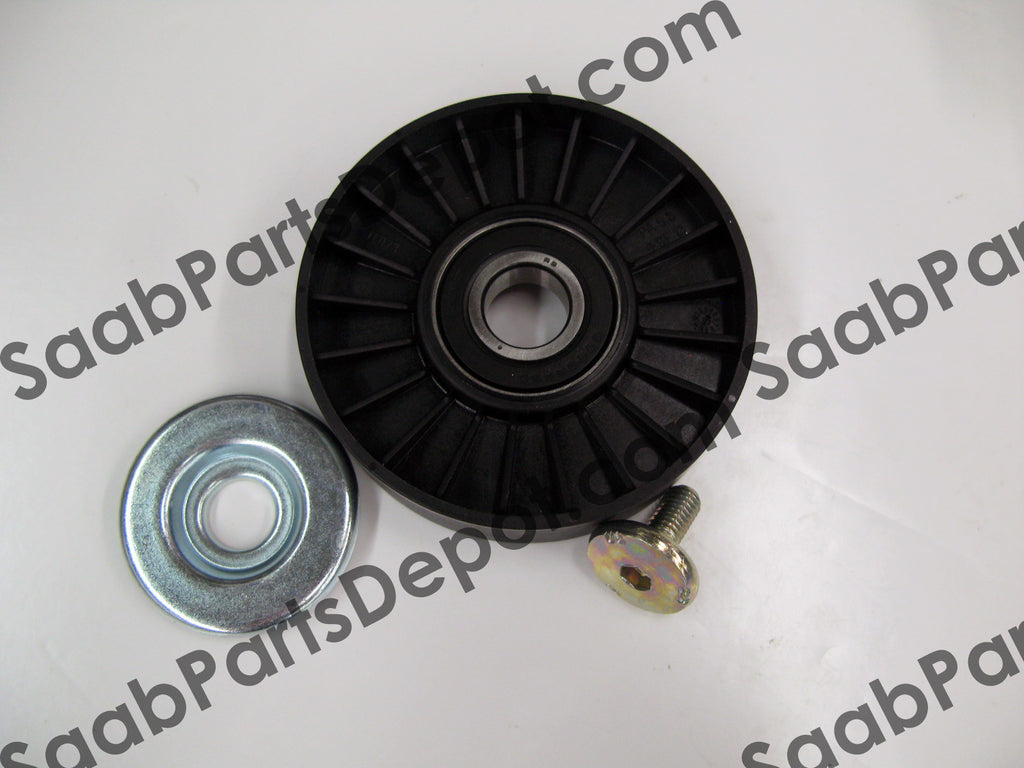 Genuine Saab Tensioner Pulley (5172309) - 9-3, 9-5 - Saab Parts Depot