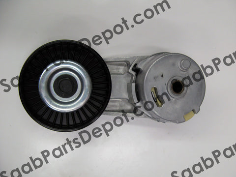 Serpentine Belt Tensioner  (24430296) - Saab Parts Depot  - 1