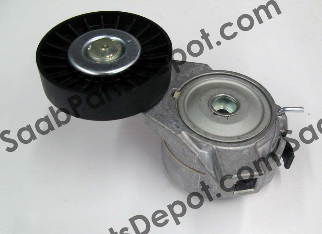 Genuine Saab Serpentine Belt Tensioner (4898755) - 9-3, 9-5 - Saab Parts Depot  - 1