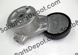 Genuine Saab Serpentine Belt Tensioner (4898755) - 9-3, 9-5 - Saab Parts Depot  - 3