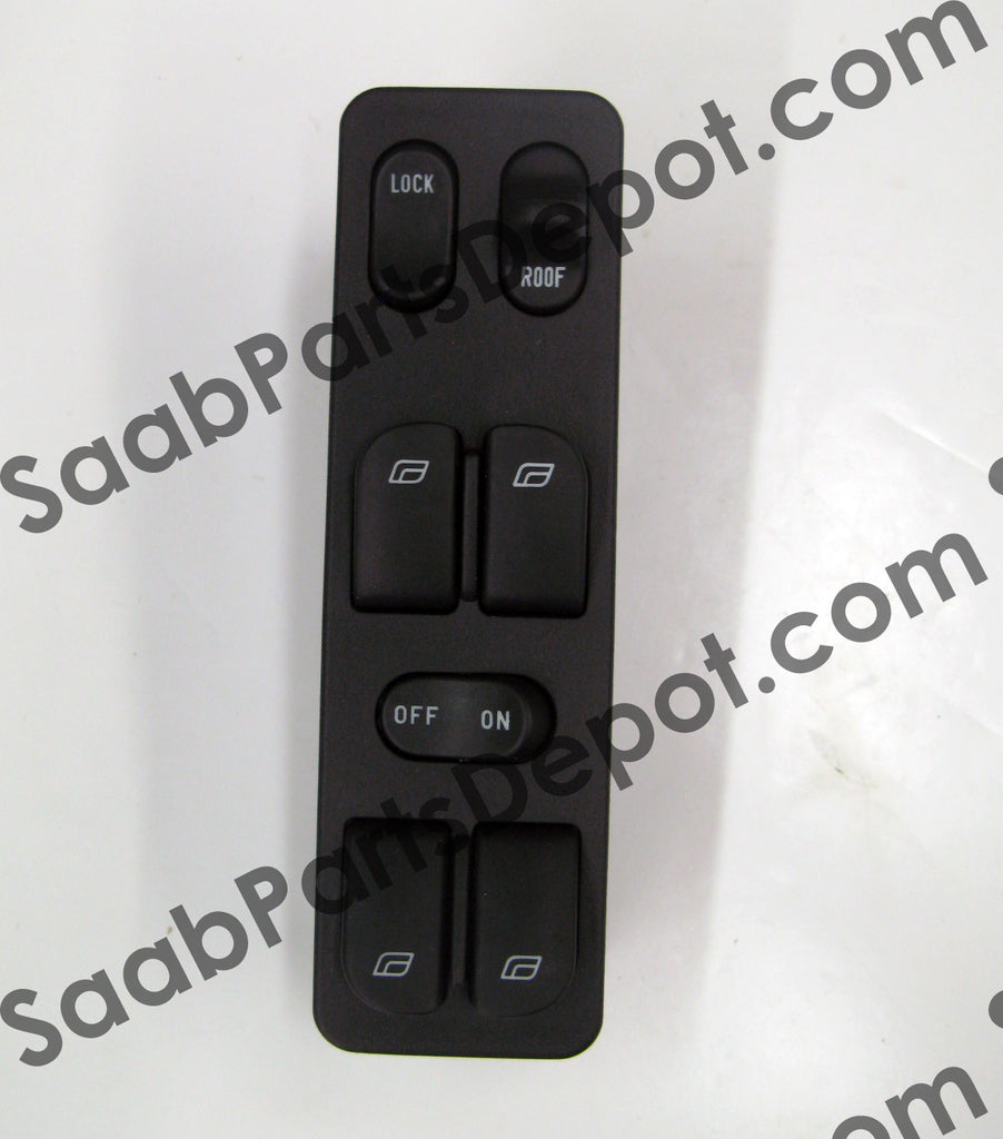Power Window Switchpack (4519120) - Saab Parts Depot