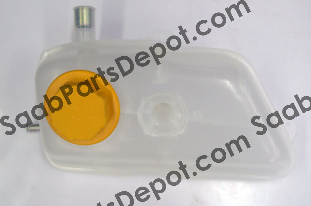 Expansion Tank (w/ Cap) (7549876) - 900 - Saab Parts Depot  - 1