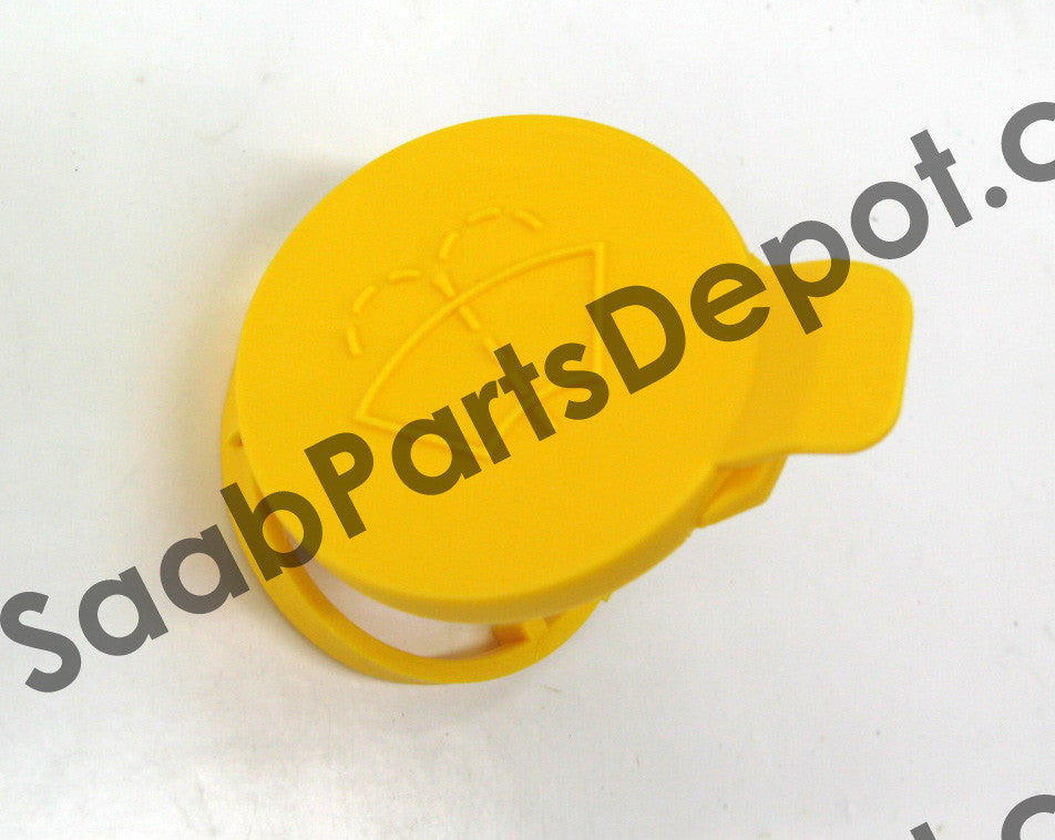Washer Reservoir Cover (12767700) - 9-3, 9-5 - Saab Parts Depot  - 1