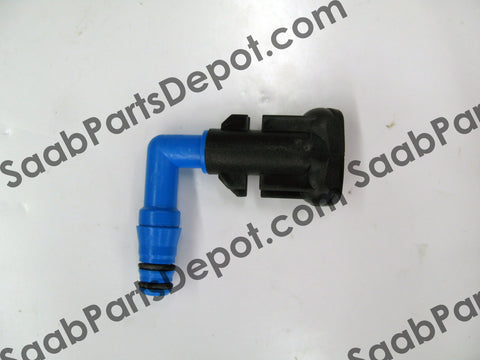 Headlight Washer Nozzle - Driver Side (12803972) - Saab Parts Depot  - 1