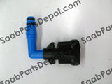 Headlight Washer Nozzle - Driver Side (12803972) - Saab Parts Depot  - 2