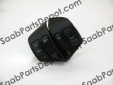 Genuine Saab Steering Controls (12786152) - 9-3 - Saab Parts Depot  - 1