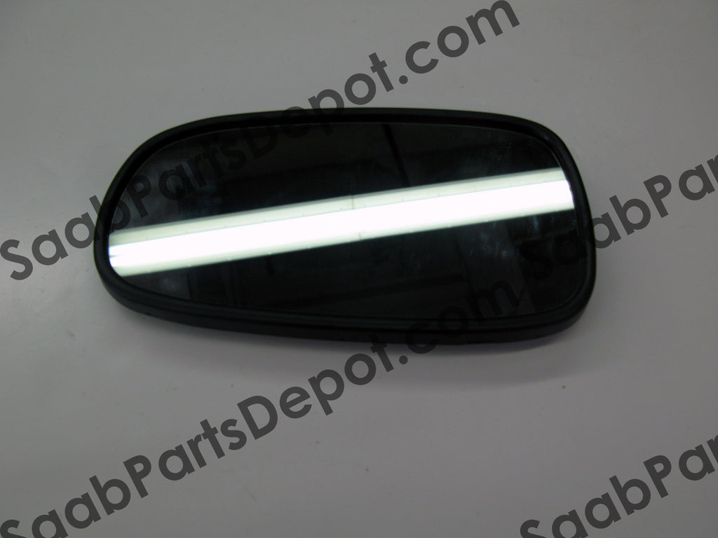 Mirror glass- LH w/ auto dimming (12833401) - 9-3 - Saab Parts Depot  - 1