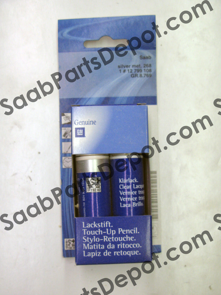 Touch-up Paint (Code 268) (Silver) (12799108) - Saab Parts Depot