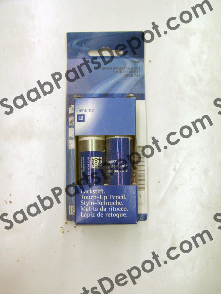 Touch-up Paint (Code 261) (Greensilver) (4861035) - Saab Parts Depot
