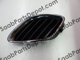 Genuine Saab Right Outer Grille (12797999) - 9-3 Sport - Saab Parts Depot  - 1