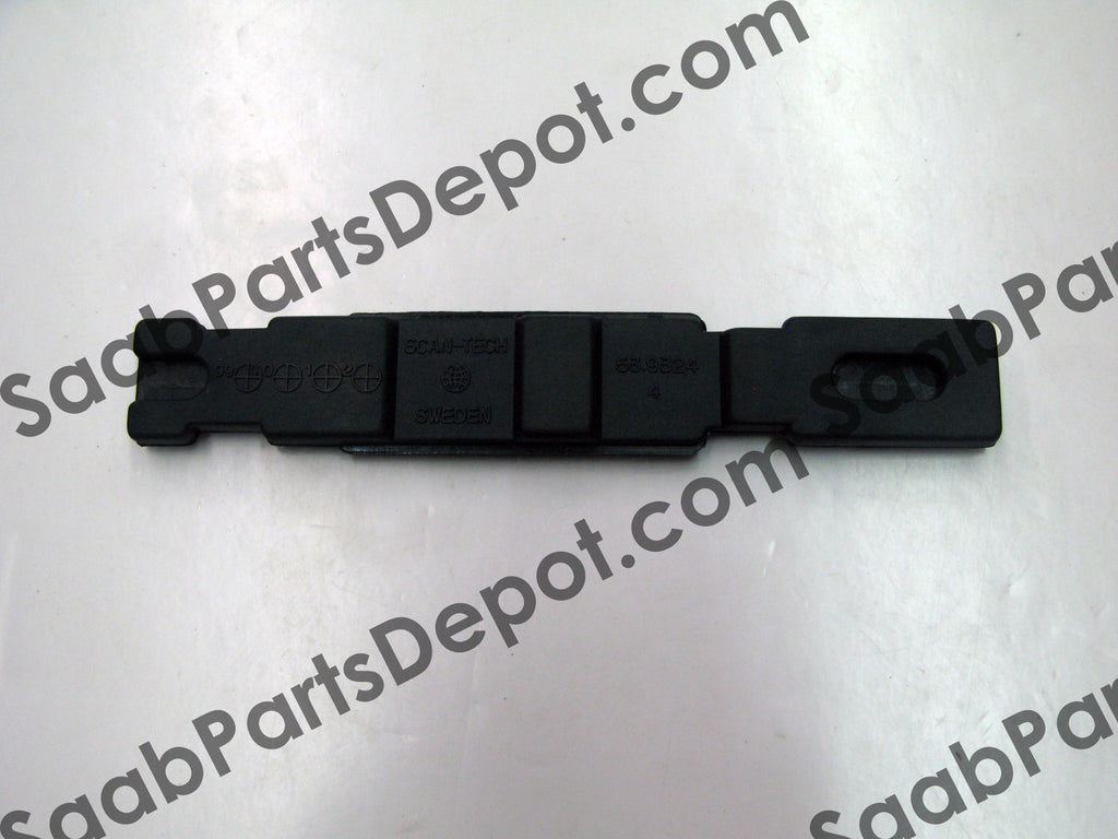 Timing Chain Guide - Upper (30518277) - Saab Parts Depot  - 1