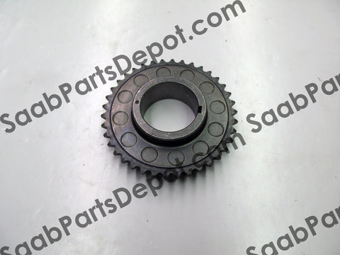 Lower Balance Shaft Chain Sprocket (9140716) - 9000 - Saab Parts Depot  - 1