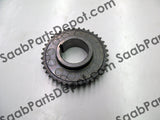 Lower Balance Shaft Chain Sprocket (9140716) - 9000 - Saab Parts Depot  - 2