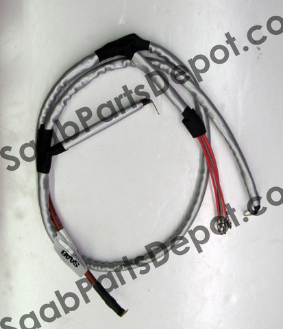 Battery Cable (Positive) (55563382) - 9-3 - Saab Parts Depot