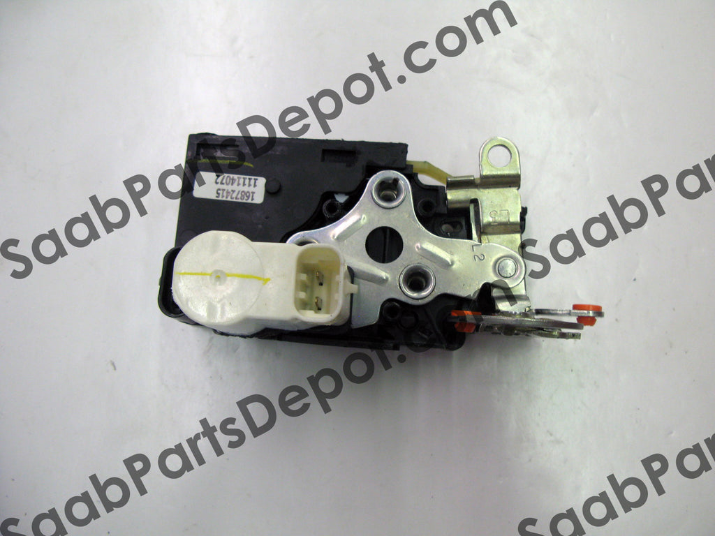 Trunk Hatch Lock (15110511) - 9-7X - Saab Parts Depot
