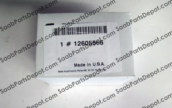 Engine Oil Filter Insert (12605566) - Saab Parts Depot