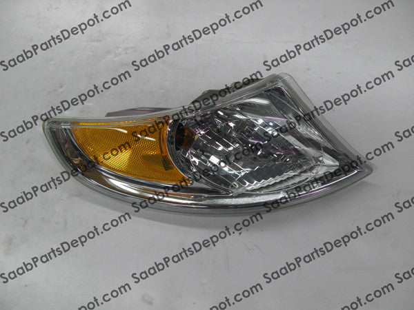 Turn Signal Light Assembly - Front Passenger Side (12761339) - 9-5 - Saab Parts Depot  - 1