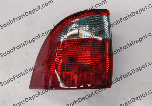 Outer Tail Light Assembly - Driver Side (5142252) - 9-5 - Saab Parts Depot