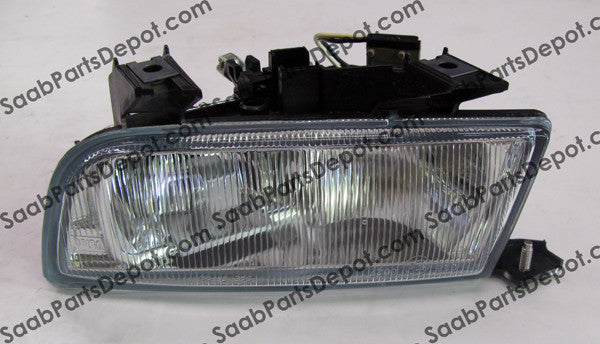 Foglight Assembly - Driver Side (4562633) - 9-5 - Saab Parts Depot  - 1