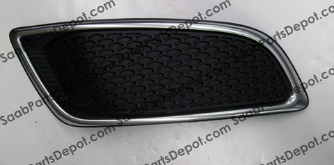 CLEARANCE ITEM!! Grille - Passenger Side (25778239) - 9-4X - Saab Parts Depot  - 1